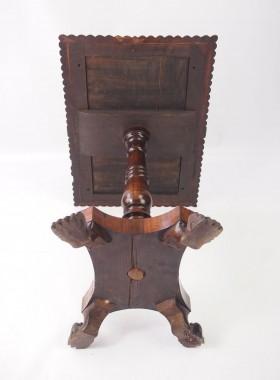 Regency Rosewood Side Table