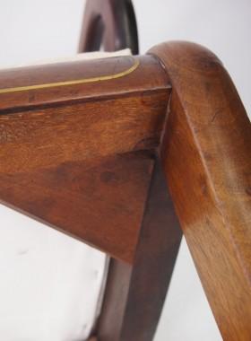 Antique Regency Desk Chair