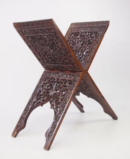 Antique Quran Stand