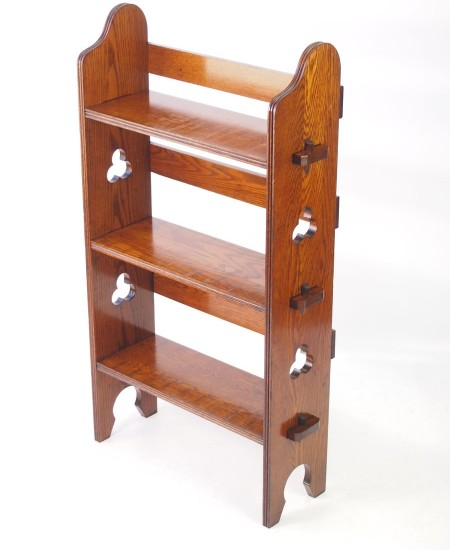 Liberty & Co Sedley Oak Bookcase