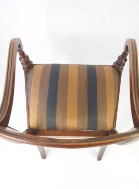 Regency Open Armchair
