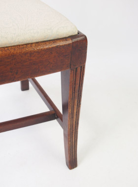 Pair Georgian Side Chairs
