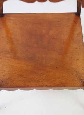 Antique Mash Jones and Cribb Walnut Table