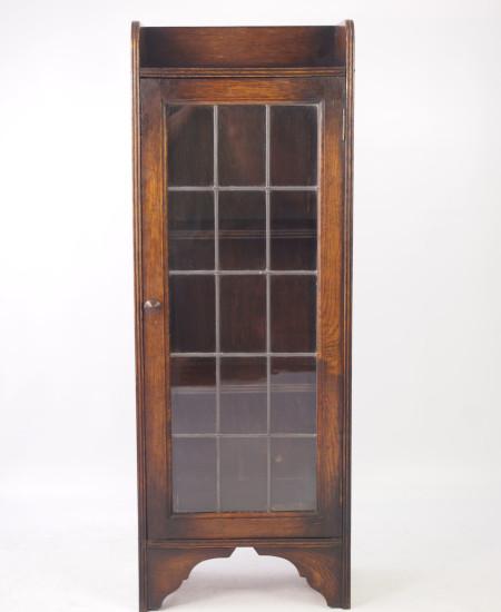 Arts Crafts Oak Bookcase