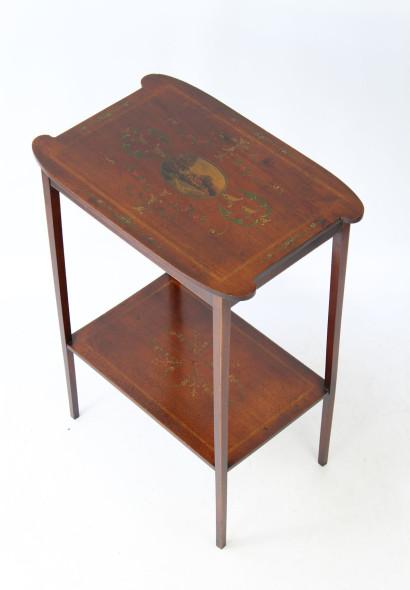 Edwardian Painted Mahogany Table