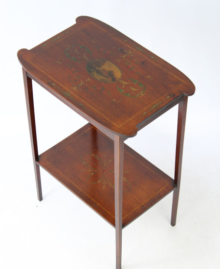 Edwardian Painted Mahogany Table