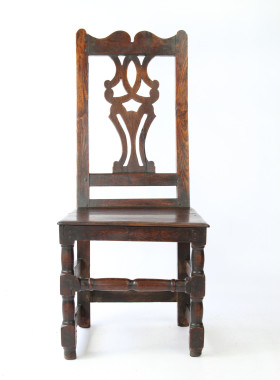 Antique Oak Chair