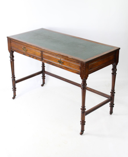 Victorian Ash Writing Table / Desk