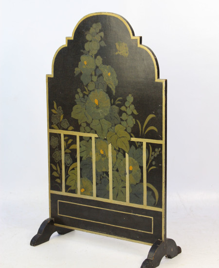 Rowley Gallery Art Deco Fire Screen