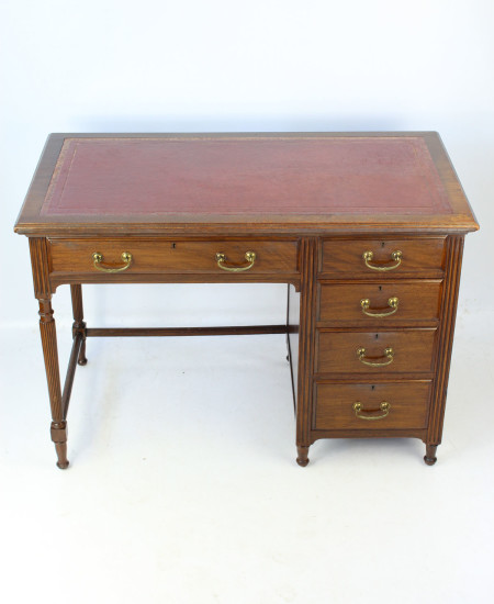 Antique Maple and Co Desk