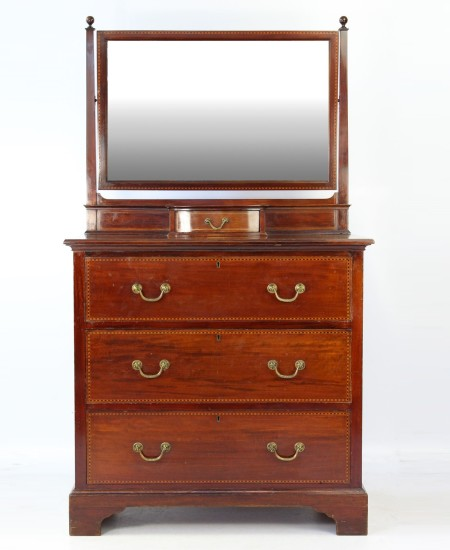 Edwardian Dressing Chest
