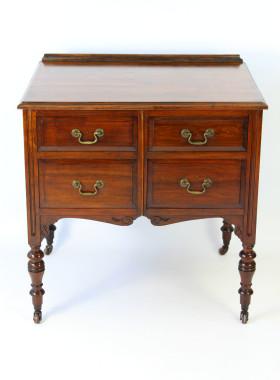 Victorian Walnut Chest Drawers
