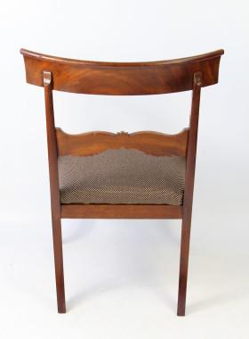 Regency Mahogany Desk Chair