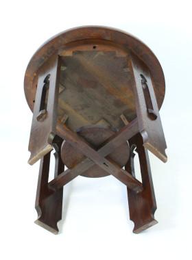 Arts and Crafts Oak Pub Table