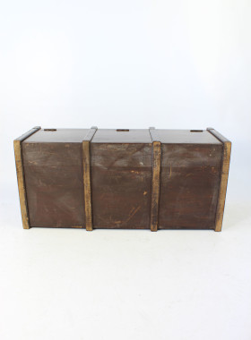 Vintage Camphor Wood Trunk