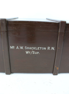 Vintage Camphor Wood Trunk
