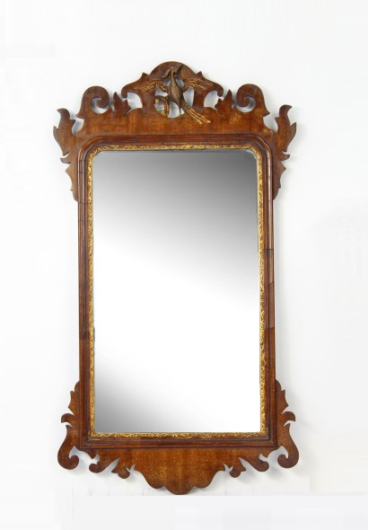 Chippendale fretwork Wall Mirror