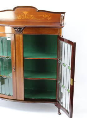 Edwardian Arts and Crafts Bookcase
