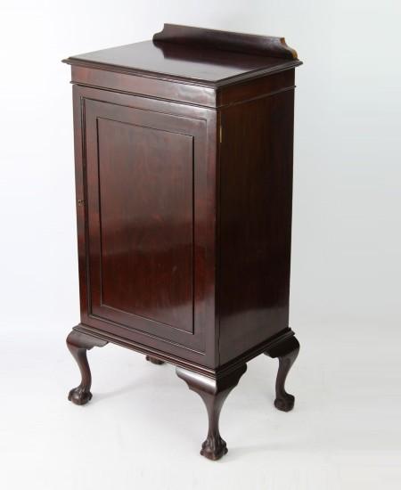 Edwardian Mahogany Cabinet