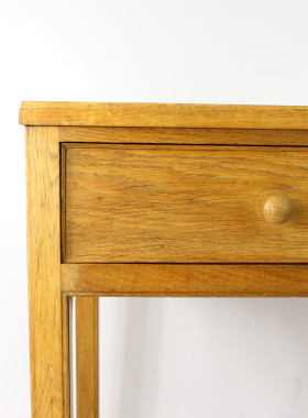 1953 Gordon Russell Oak Desk