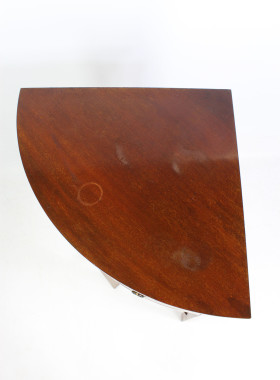 Edwardian Mahogany Corner Chest Drawers
