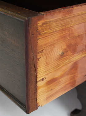 Small Georgian Style Chest Drawers