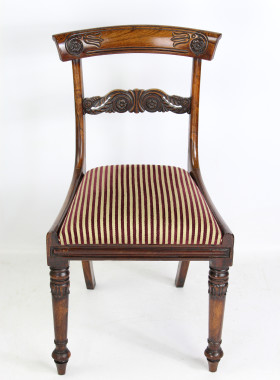 William IV Rosewood Dining Chairs