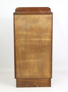 Art Deco Bedside Cabinet