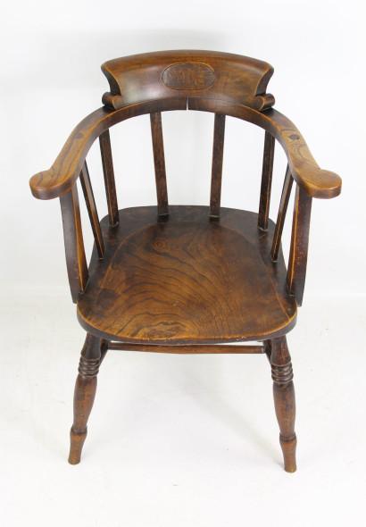 Antique Captains Chair