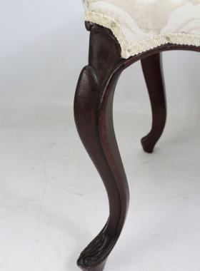 Antique Victorian Stool
