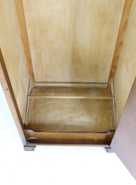 Tall Mid Century Hall Cupboard