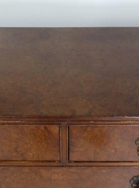 Mid Century Walnut Chest Drawers