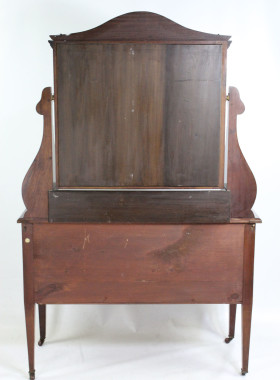 Arts and Crafts Dressing Chest Drawers
