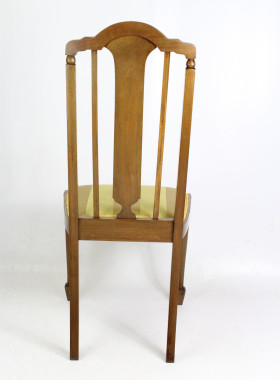 Pair Edwardian Side Chairs