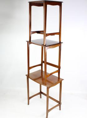 Edwardian Mahogany Nest of Tables