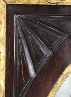 Edwardian Chippendale Fretwork Mirror