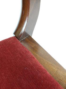 Set 6 Regency Dining Chairs