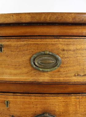Georgian Mahogany Side Cabinet