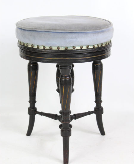 Aesthetic Movement Piano Stool