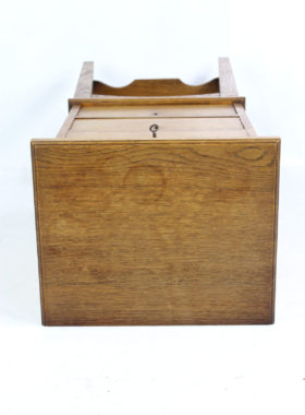 Arts Crafts Oak Chest