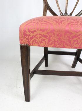 Georgian Mahogany Side Chair