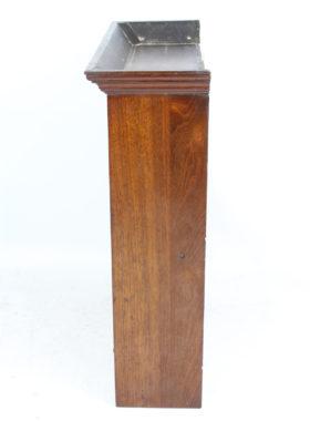 Victorian Walnut Hanging Cabinet