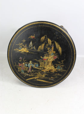 Vintage Chinoiserie Coffee Table
