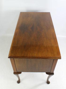 Vintage Walnut Desk