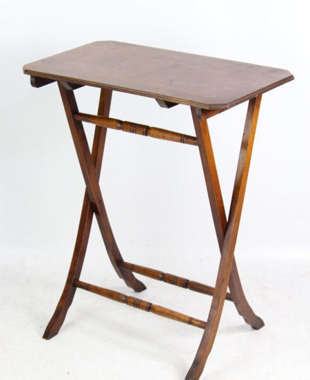 Edwardian Folding Table