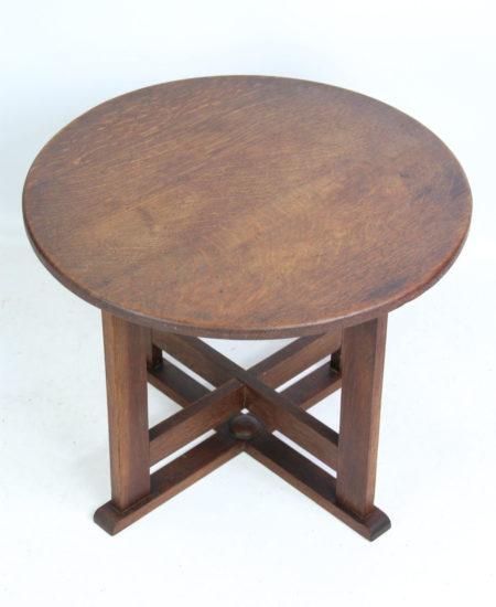 1930's Heals of London Oak Coffee Table