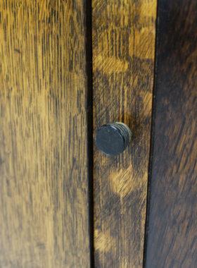 Art Deco Oak Coffee Table