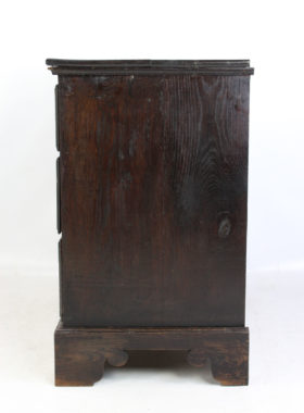 Edwardian Arts & Crafts Mahogany Cabinet