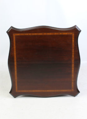Edwardian Arts & Crafts Mahogany Cabinet