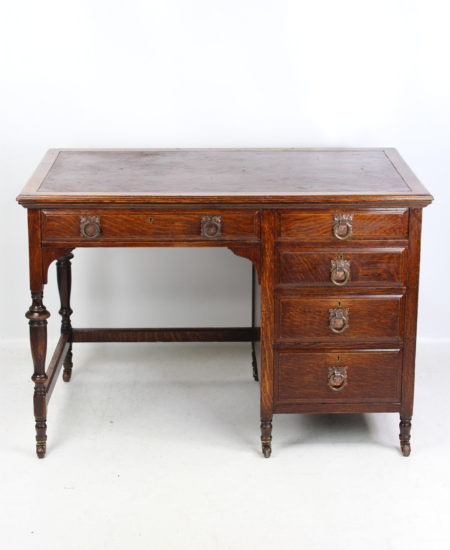 Antique Shapland And Petter Desk